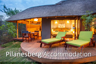 Pilanesberg-Accommodation