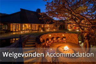 Welgevonden-Accommodation